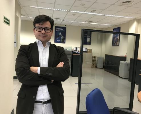José María Castelló asegura que le ha sorprendido el rápido aprendizaje de aquellos clientes menos habituados al uso de la tecnología.