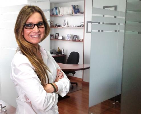 Belén Sánchez, miembro de la Junta de Gobierno del Colegio Administradores de Fincas de Alicante.