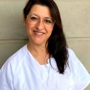 Andrea Cañizares es enfermera en el Hospital General Universtario de Elche. INFORMACIÓN